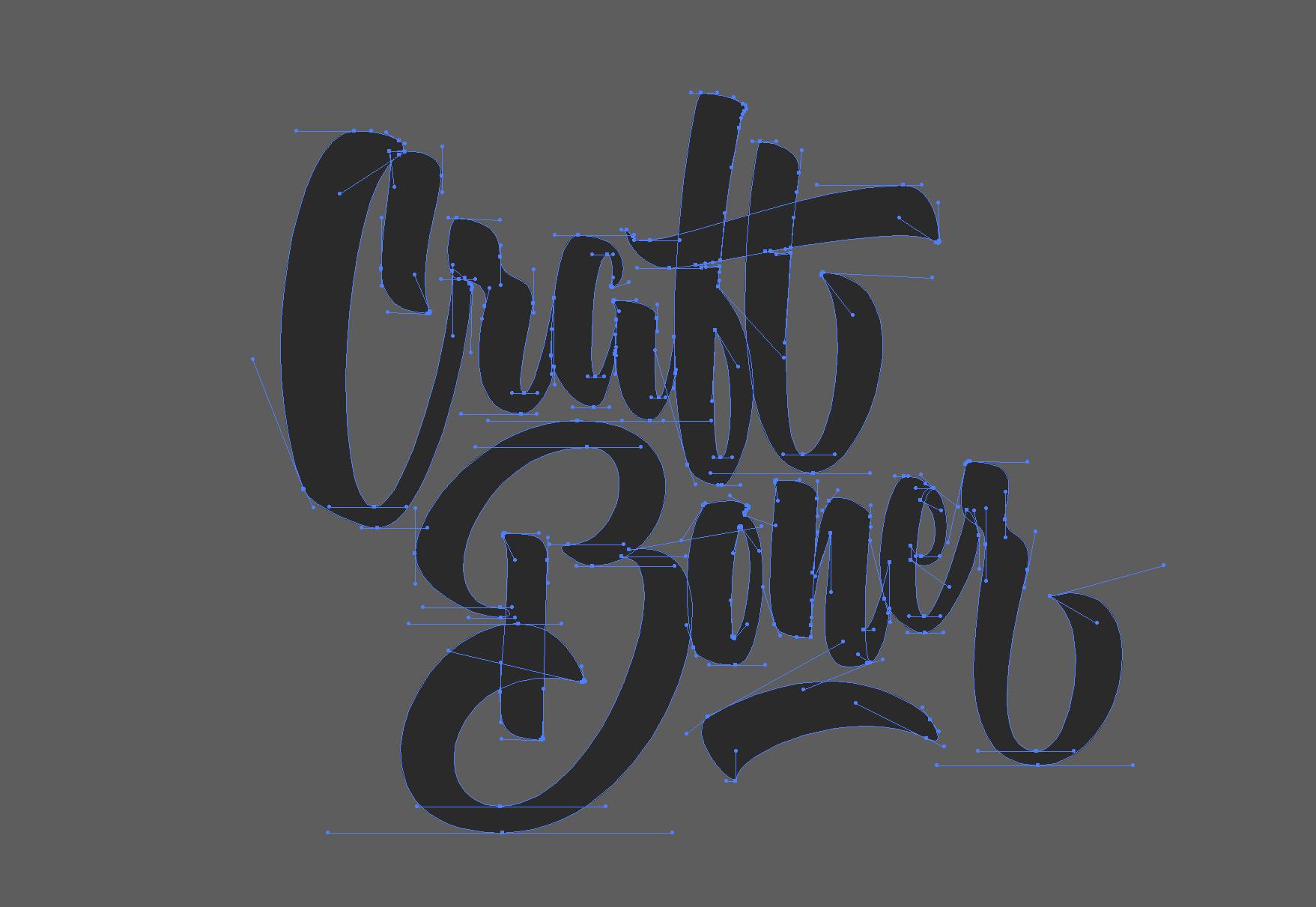 Craft Boner Vector