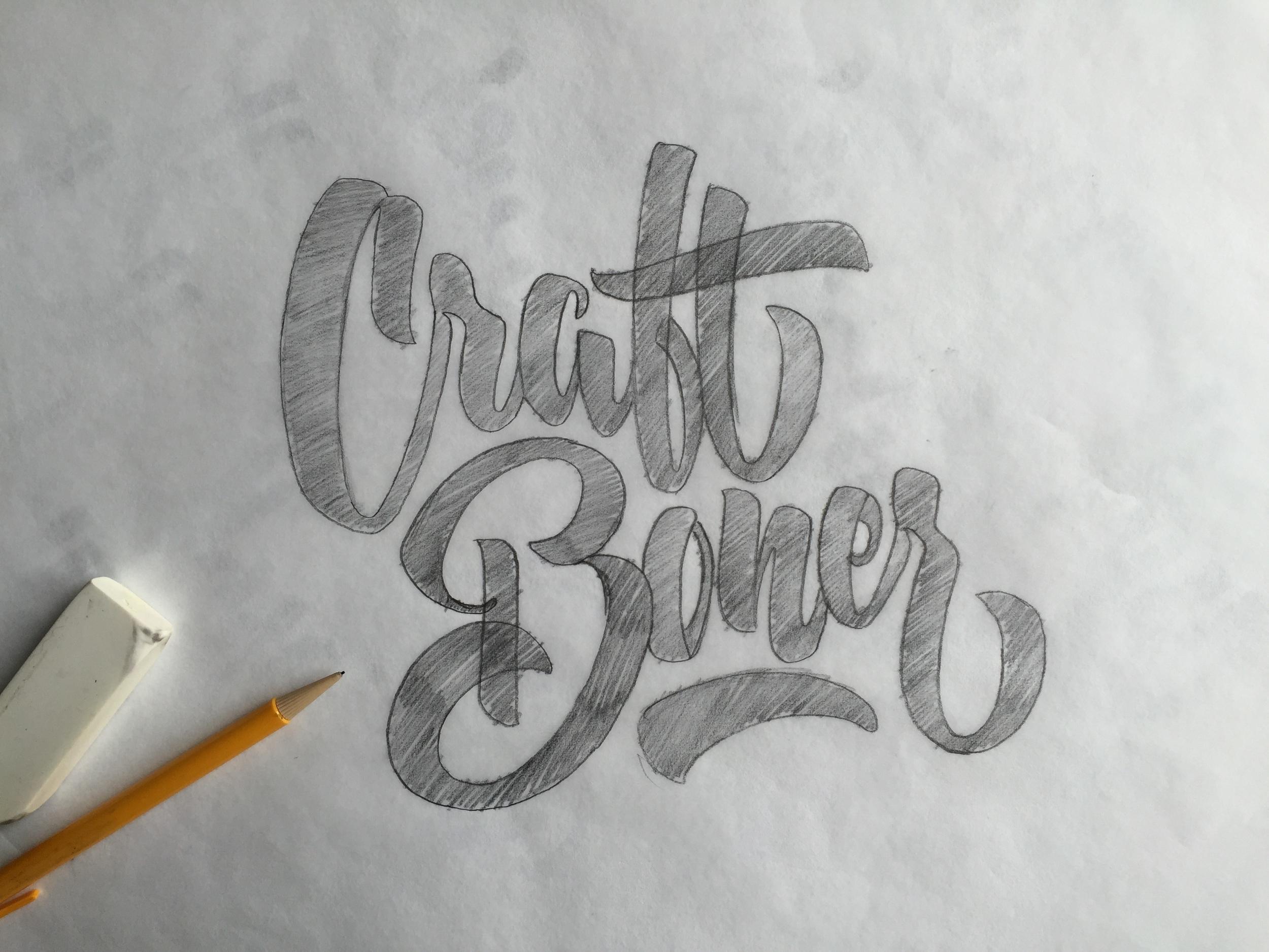 Craft Boner Sketch