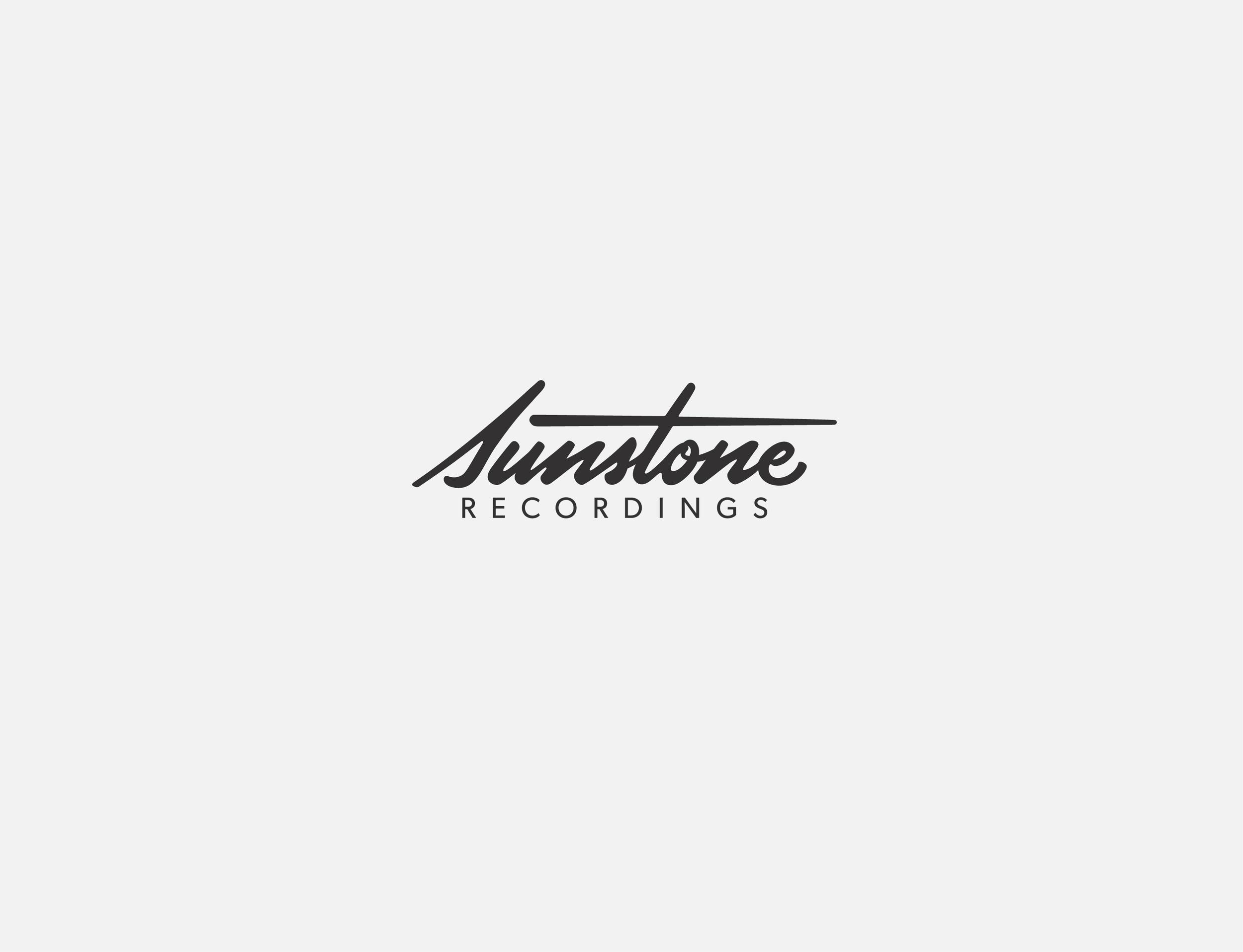 Sunstone Recordings - Black