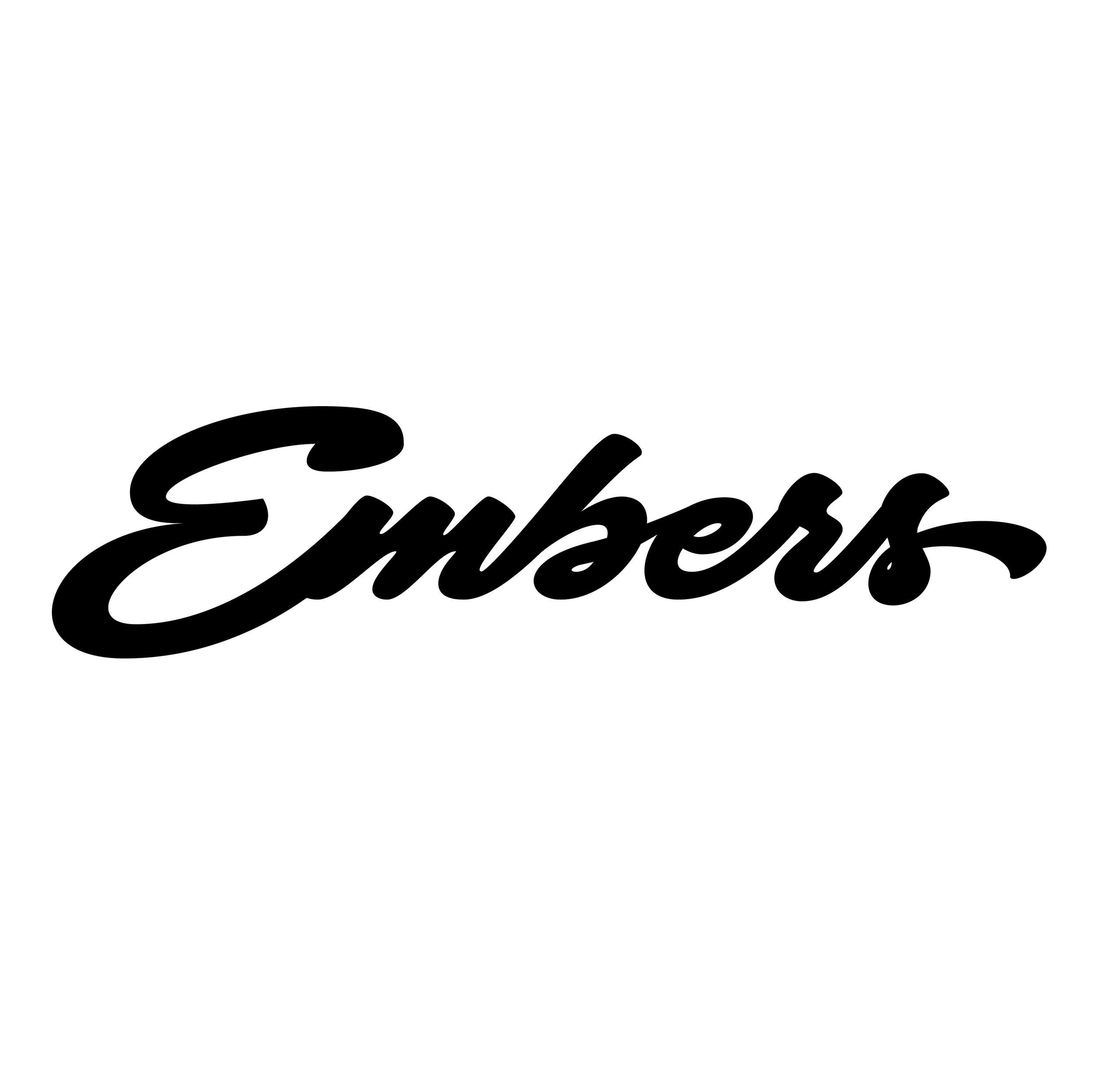Embers - Black