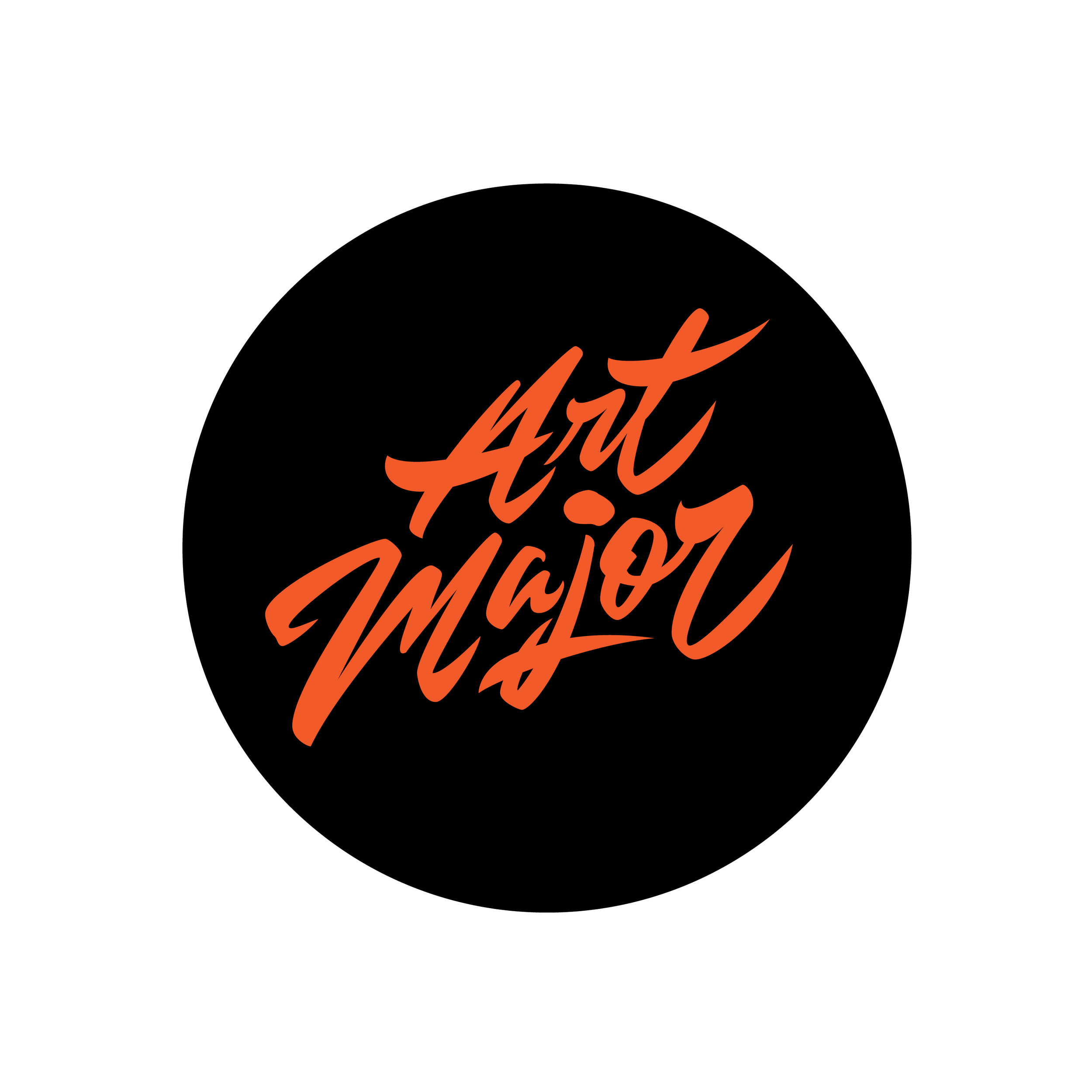 Art Major - Black and Red