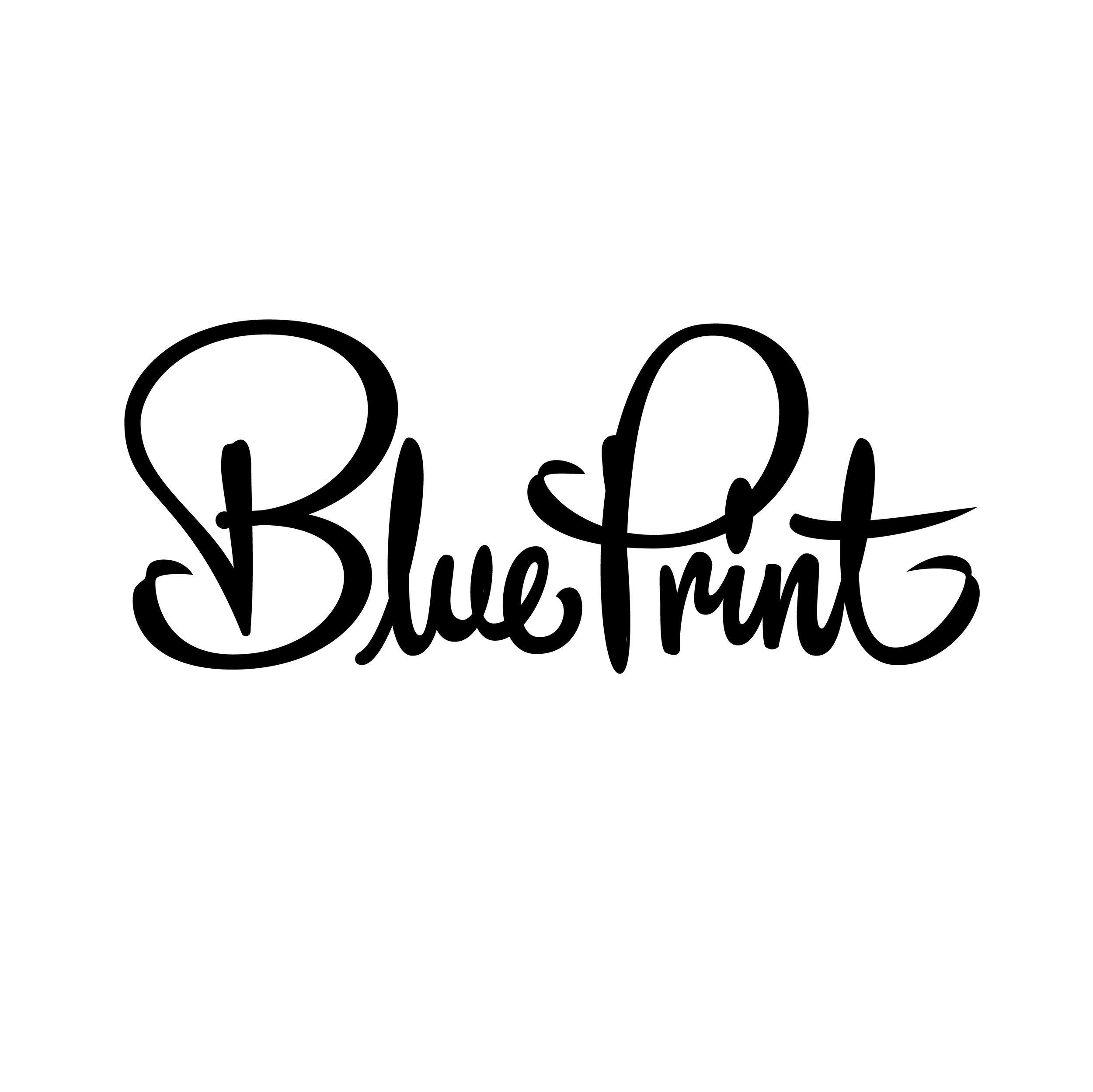 BluePrint Logotype