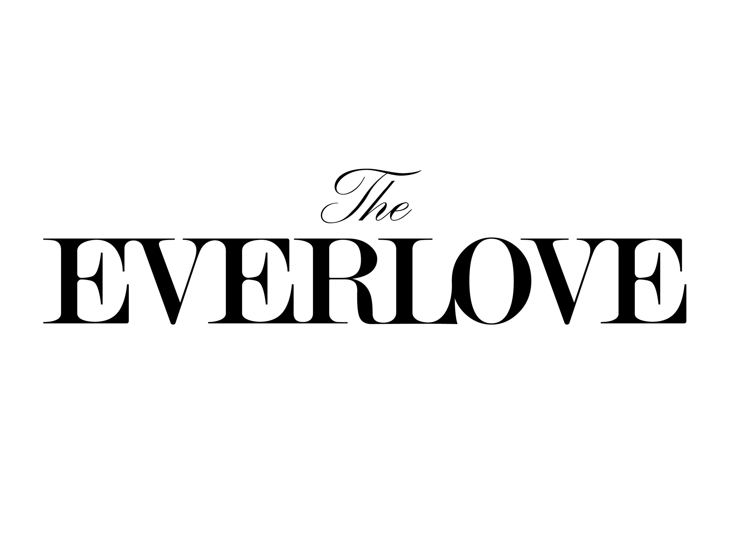 The Everlove — The Design Studio of Jeremy Friend