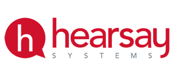 Hearsay Systems    San Francisco, CA   Hearsay Systems provides a SaaS based advisory-client engagement platform enabling financial services firms to harness the power of social media and digital communications to find and maintain client relationships in a compliant manner.