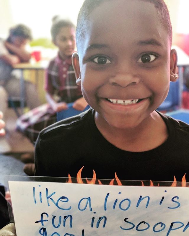 This year Like a Lion is preparing to make a very exciting change! We will be opening our second location this January! This amazing opportunity will give us the chance to double the amount of children we can serve. We will be able to reach more children and make an even bigger impact in our city! But this expansion does not come without challenges. We will need to hire on 1 full time employee and 2 part time employees. This means that our budget will be increasing and we need to help! This year Like a Lion has a lofty goal of raising $50,000. This will help provide programing for our current program and our new one! And thanks to such generous giving on #givingtuesday we are already a fifth of the way there! Please consider making your end of the year gift to Like a Lion and help us reach even more children! And keep a lookout the next few weeks as we share the amazing journey we've taken to get to here as well as our dreams for the east sides future!