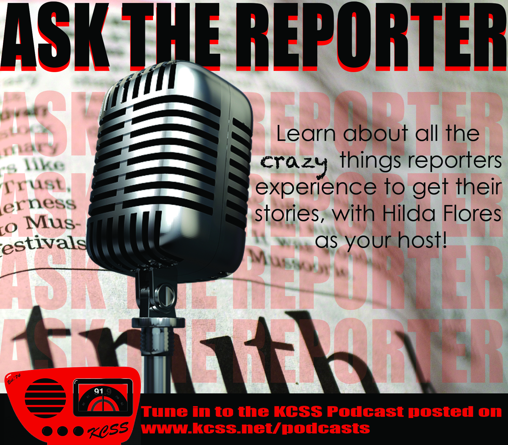 Ask The Reporter