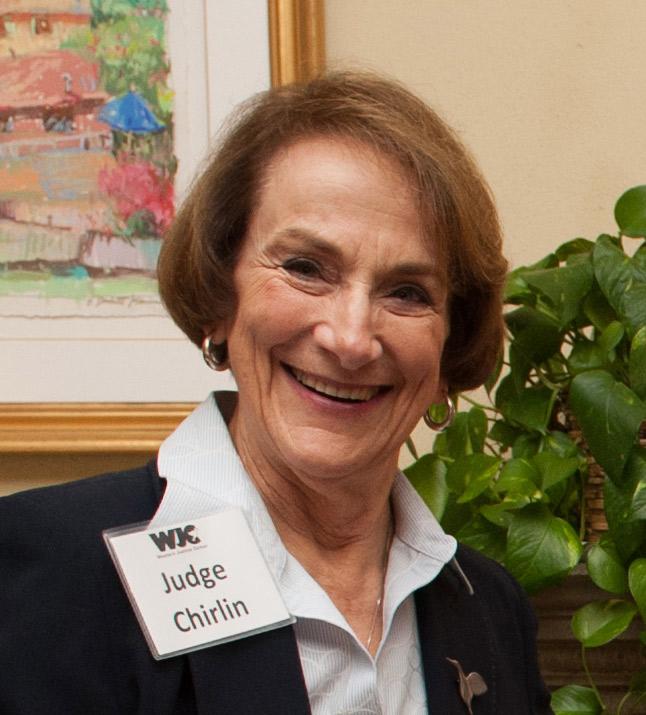 Judge Judith C. Chirlin (Ret'd)    Executive Director