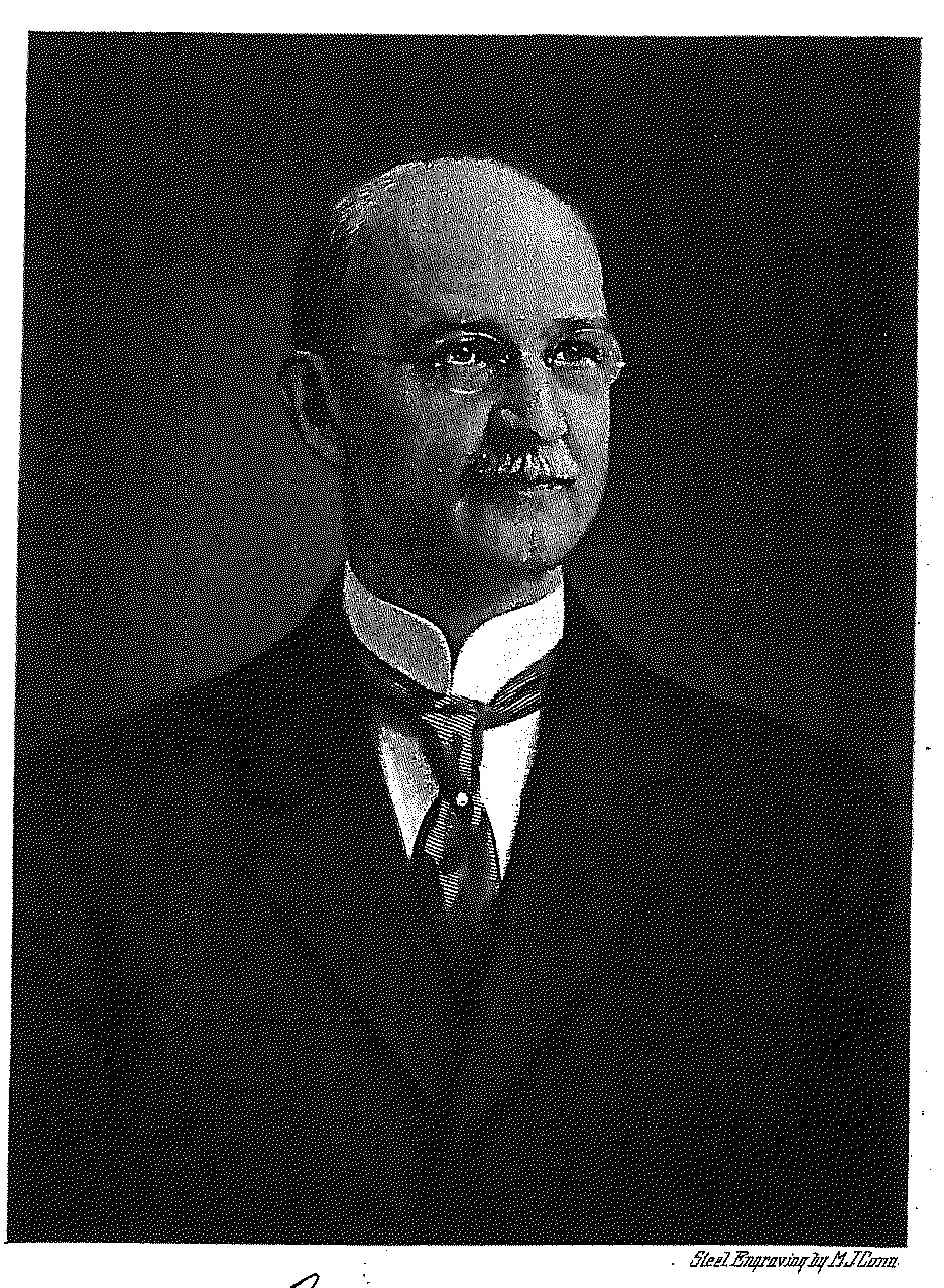 George H. Maxwell from  The Pasadena Community Book