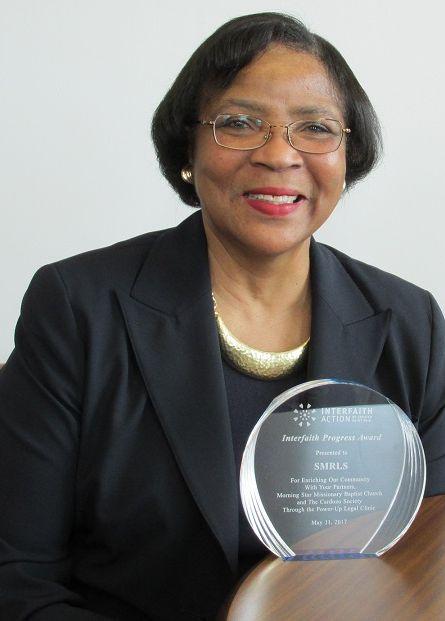 Jessie Nicholson, Executive Director - Southern Minnesota Regional Legal Services