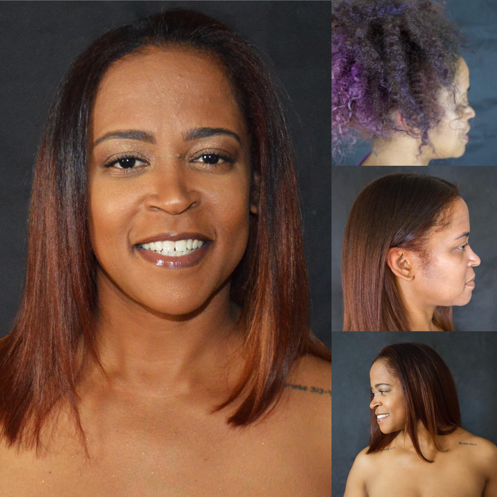 Product Used - Pravana: Pure Light Cream LightenerPravana: Chroma Silk Permanent Hair ColorFor Professional Use Only