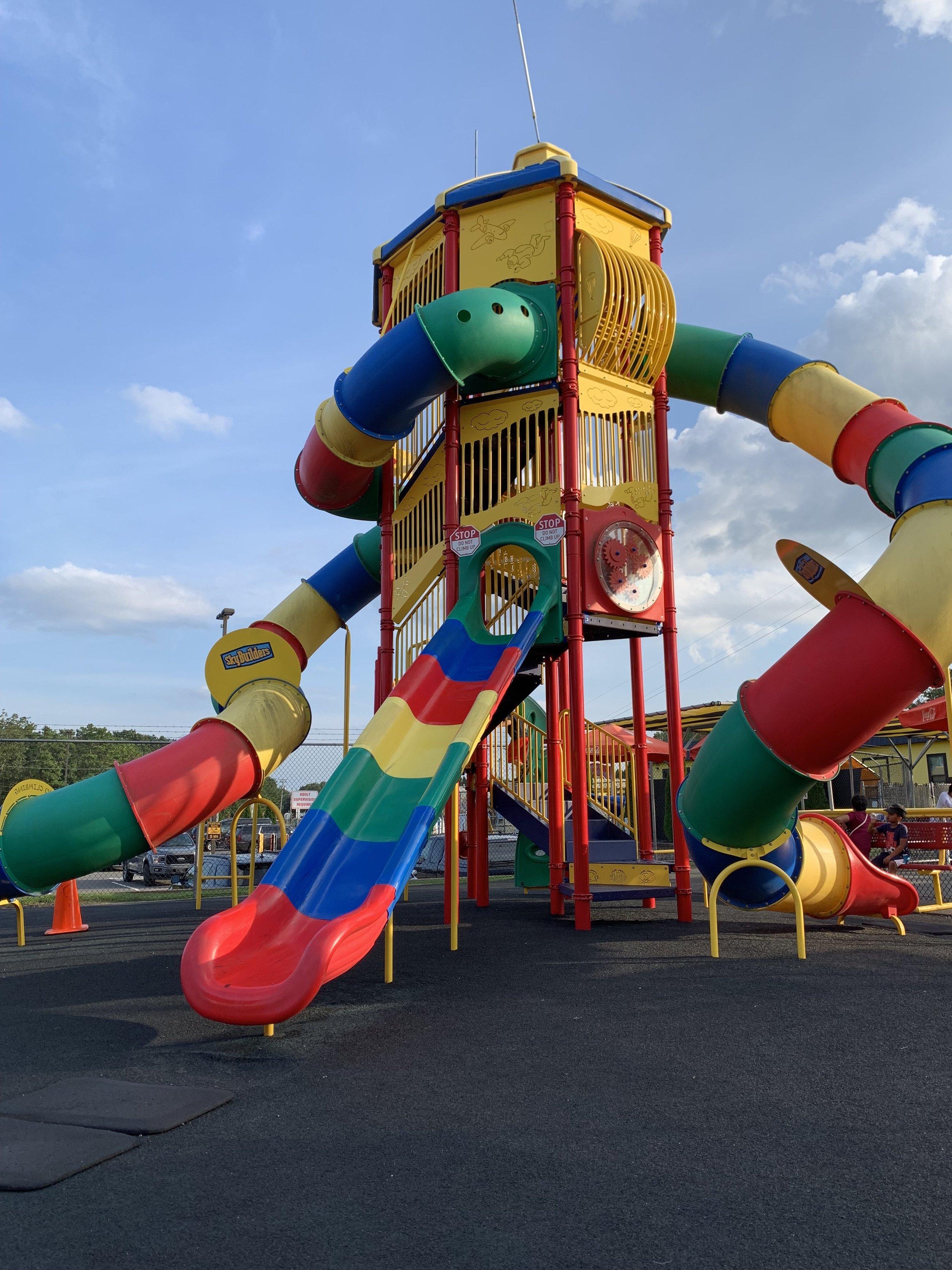 Diggerland USA Playground