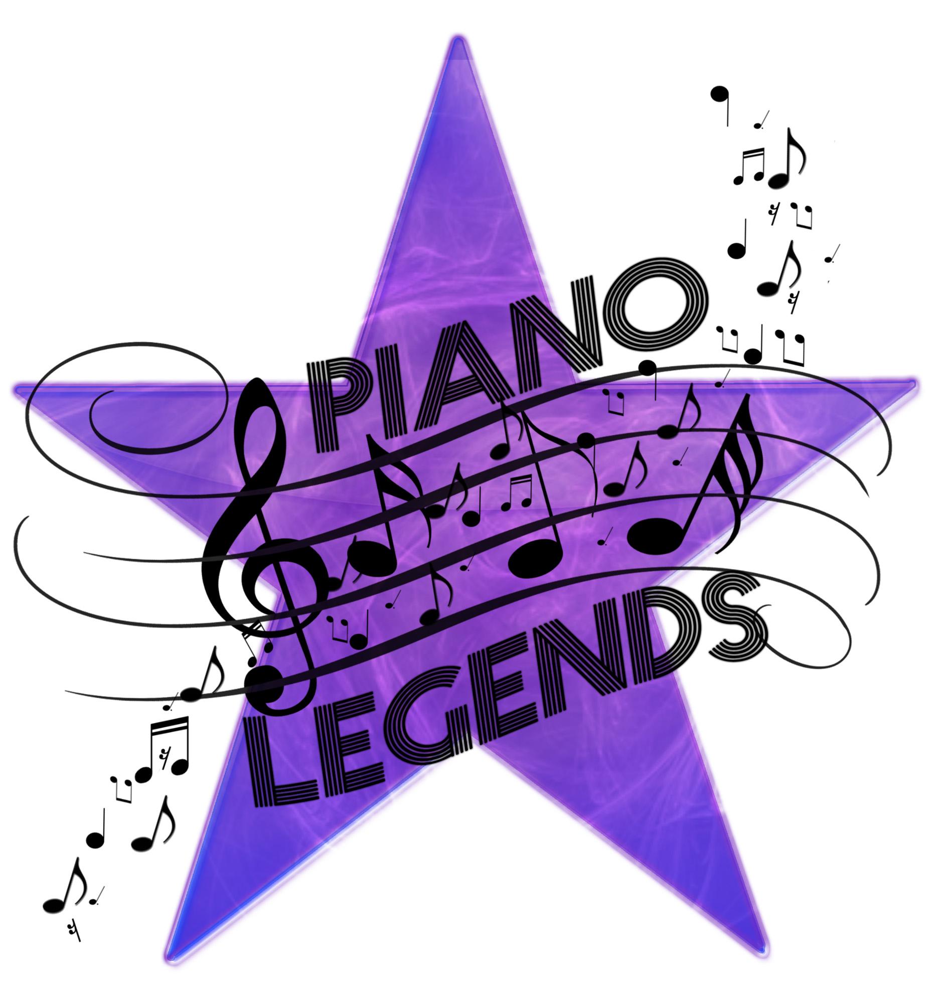 Logo Concept - Piano Legends