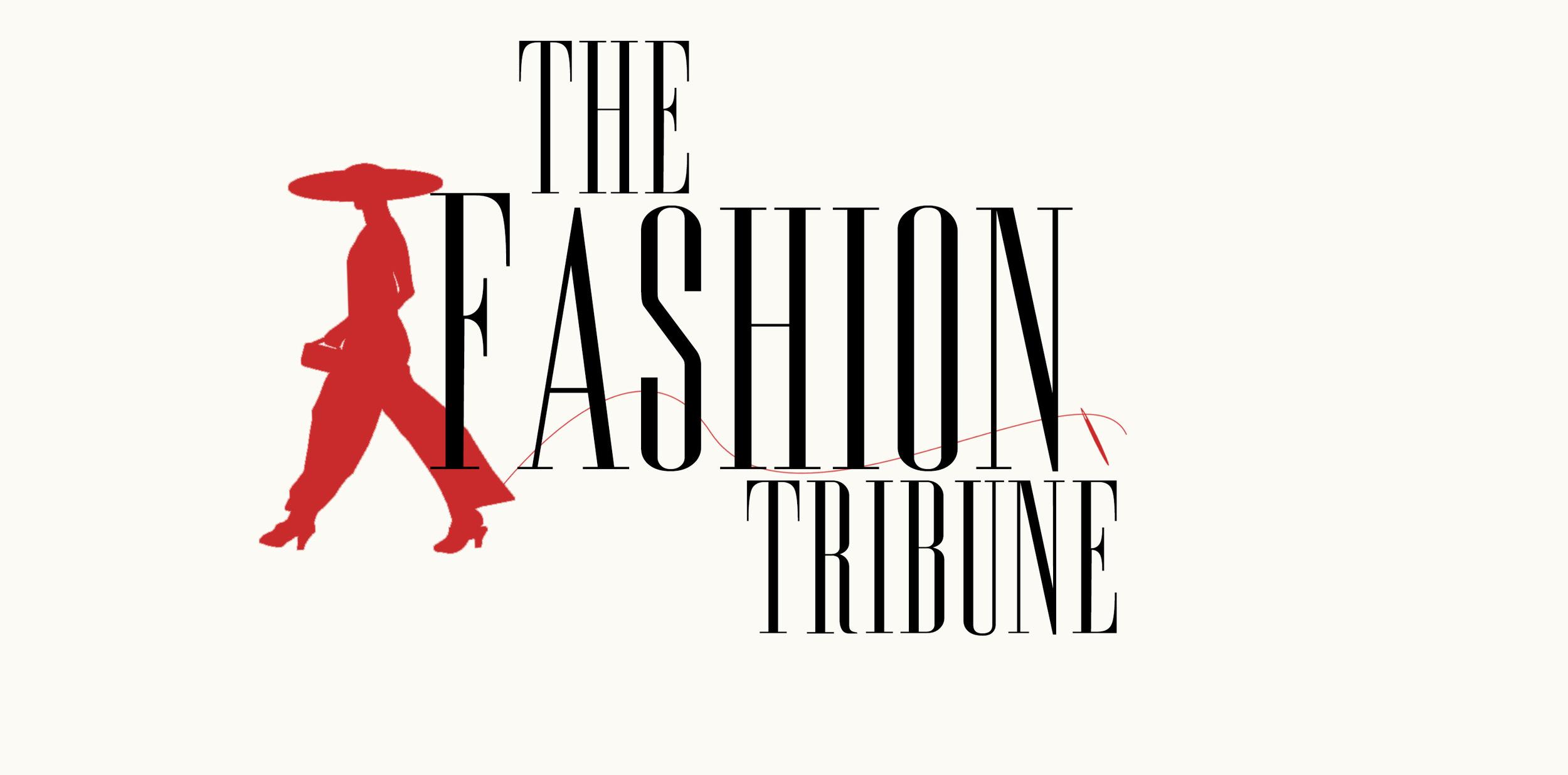 "Logo banner design for notable fashion blog, ""The Fashion Tribune"""