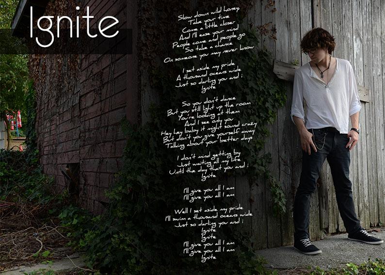 ITunes Album Booklet- Jett Prescott