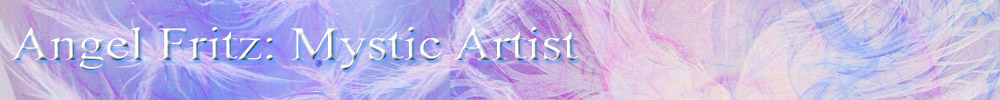 Website Banner- Artist Angel Fritz