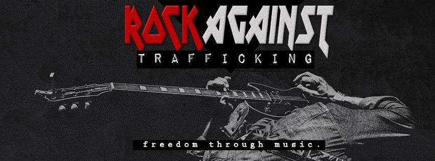 Rock Against Trafficking Branding