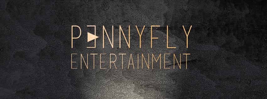 PennyFly Entertainment Branding