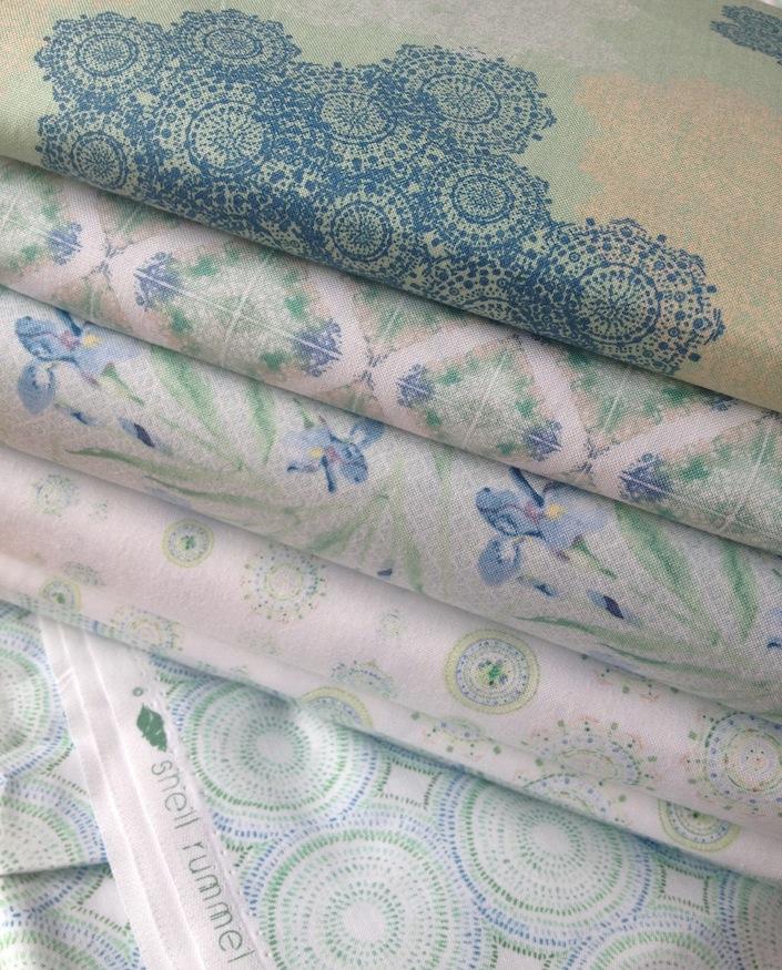 Shell Rummel Sweet Siesta Fabric ~ Shellrummel.com
