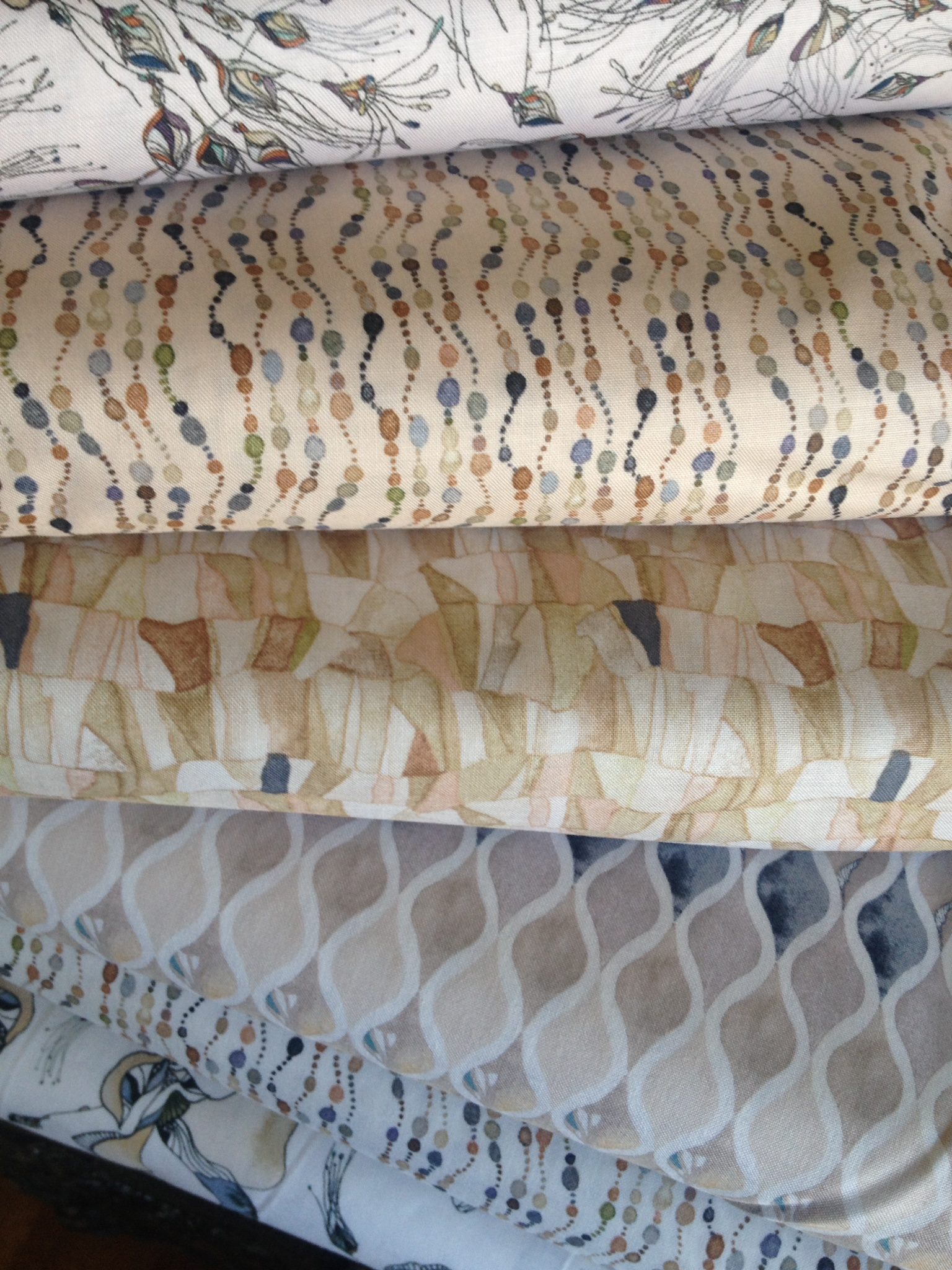 Shell Rummel Tres Chic Fabric ~ Shellrummel.com