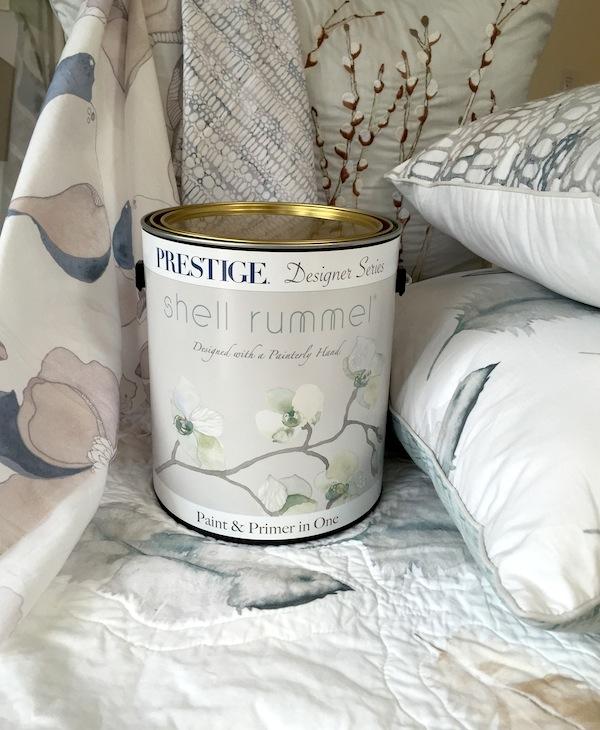 Shell Rummel for Prestige Paints Designer Series House Paint