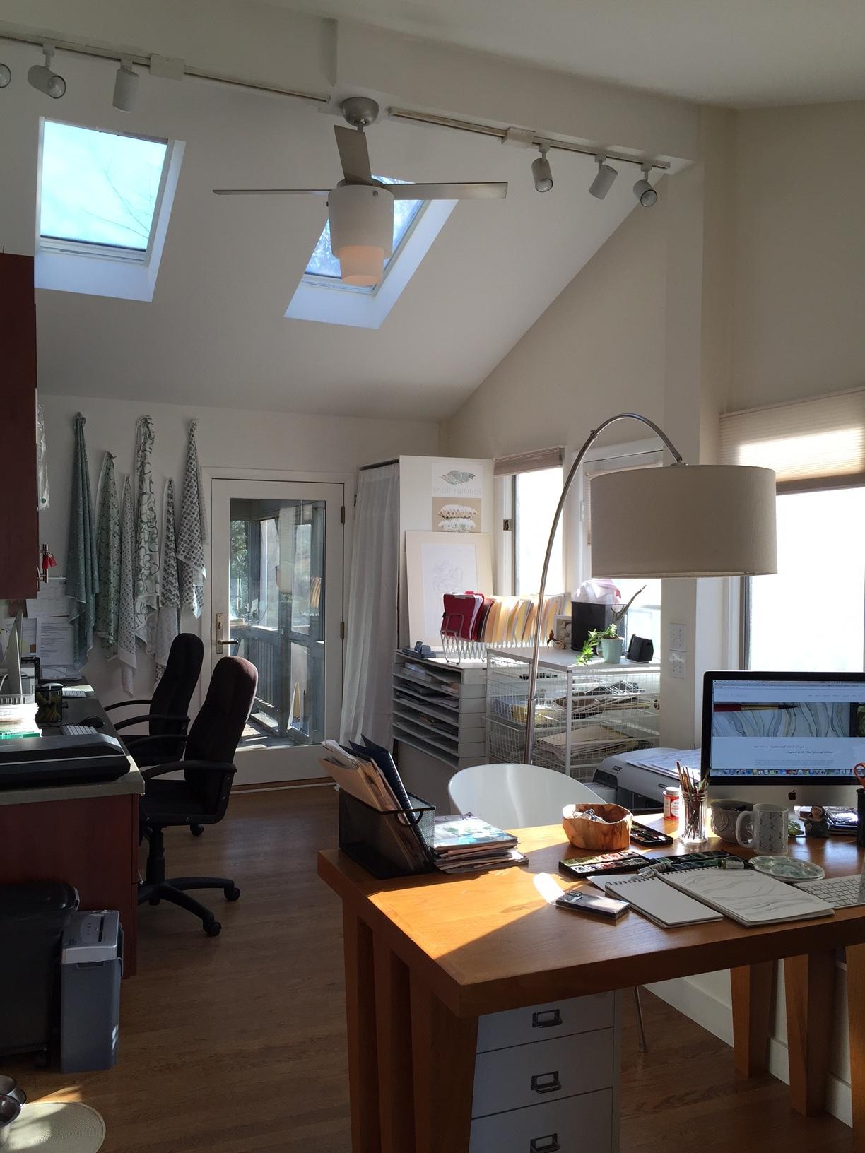 Shell Rummel art and design studio