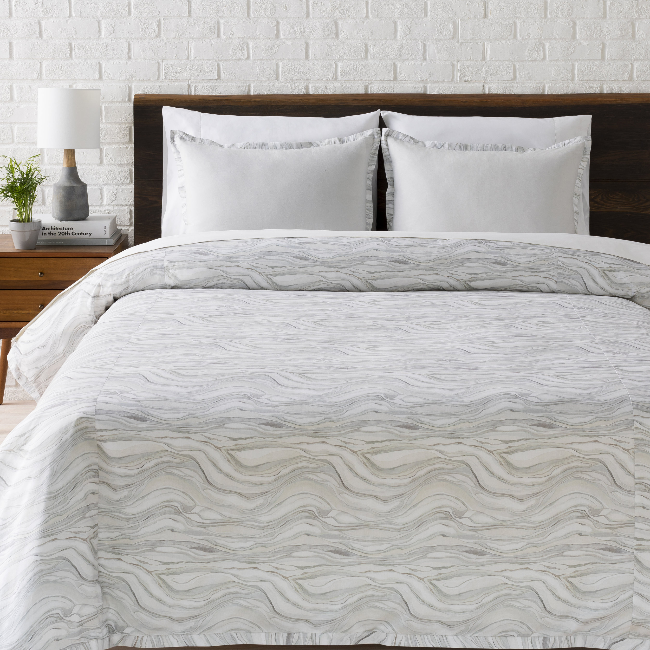 Shell Rummel Bedding