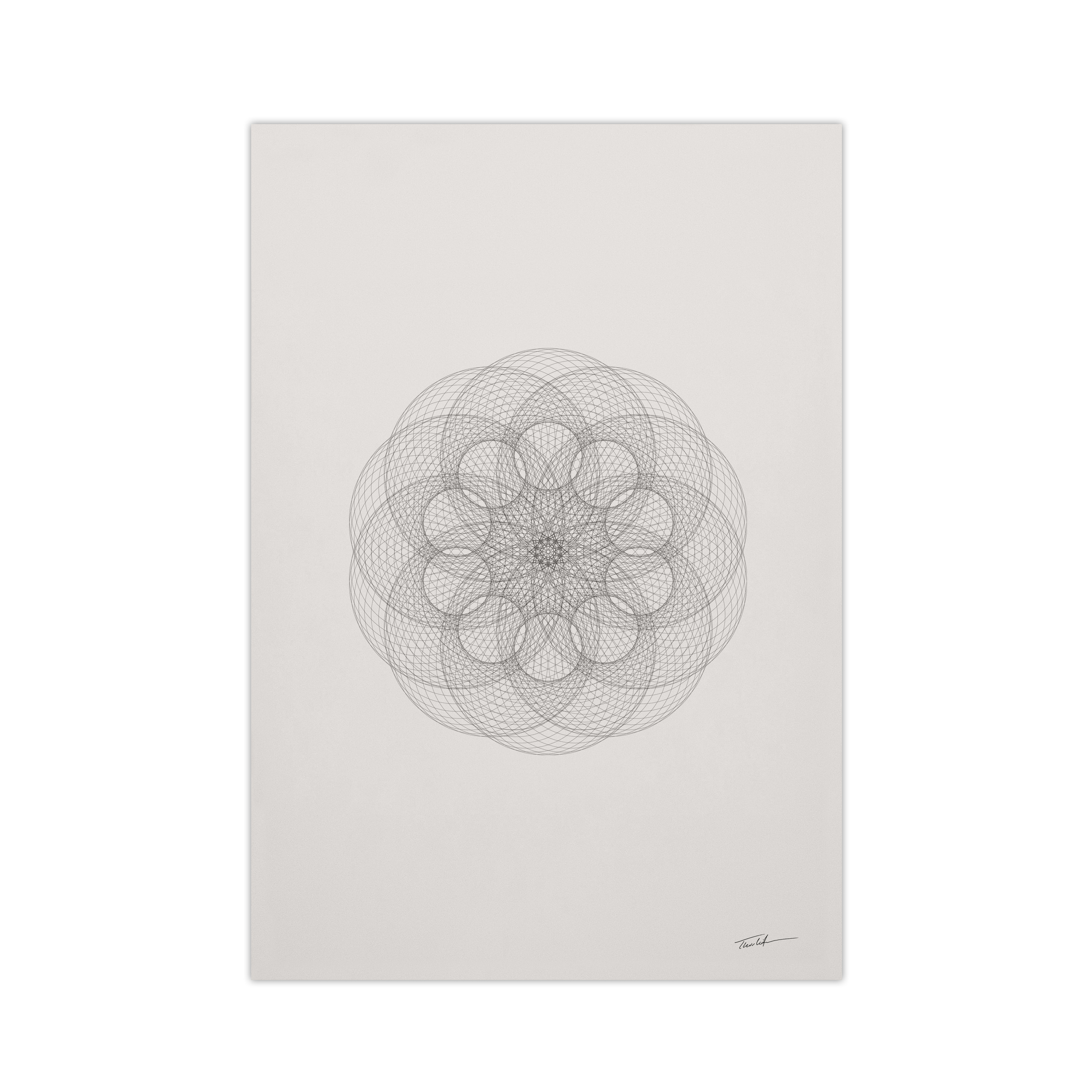 Circles In Circles No.1