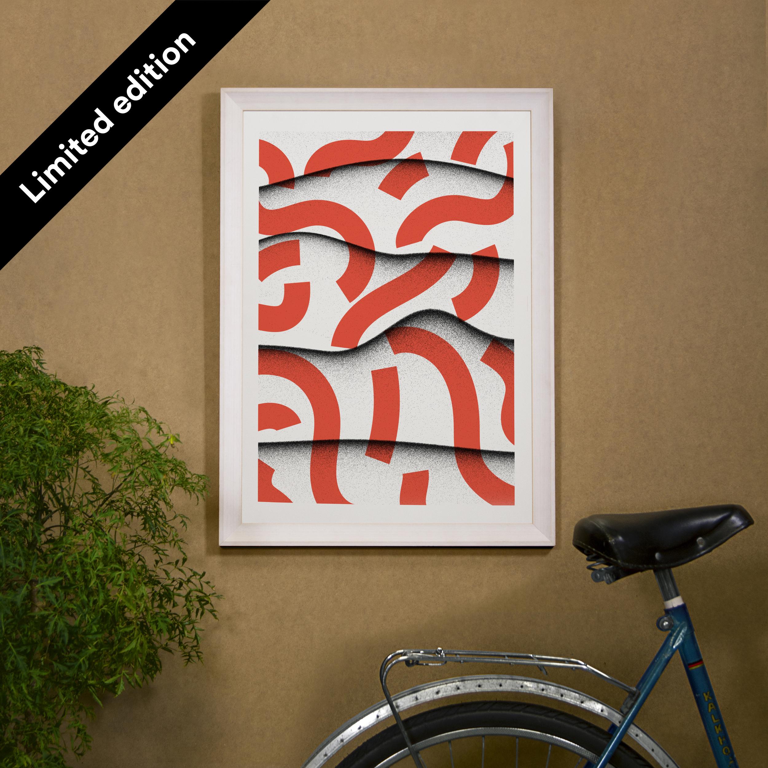 Fjallamjólk  Limited Edition Posters