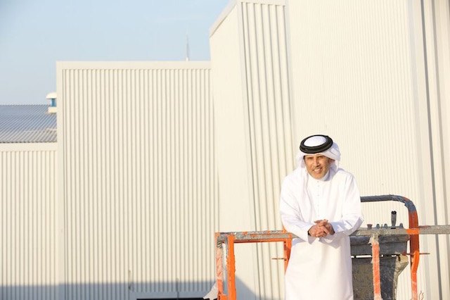 Alserkal Avenue Founder Abdelmonem Bin Eisa Alserkal. Image courtesy Alserkal Avenue..jpg