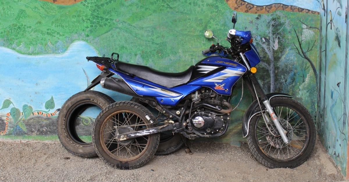 Motobike.