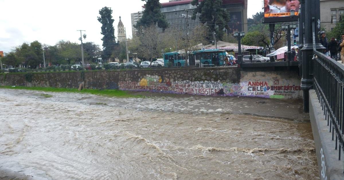 Mapocho River