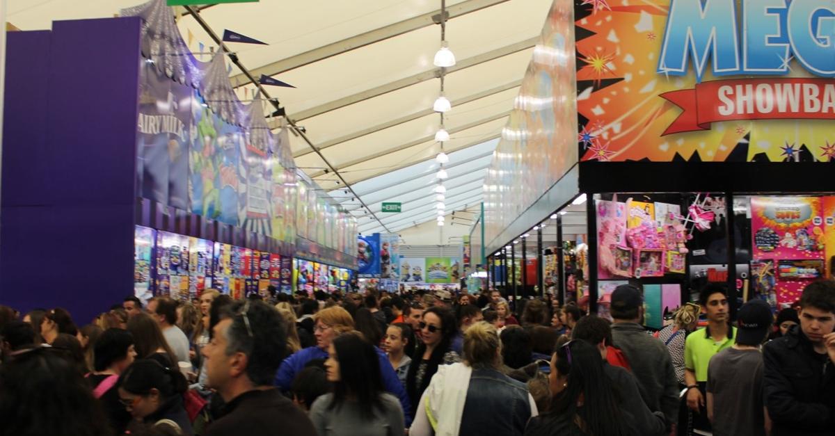 Show Bag Pavilion