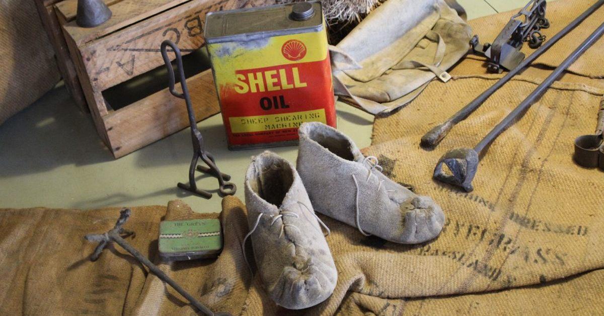 Sheep-Shearing Tools