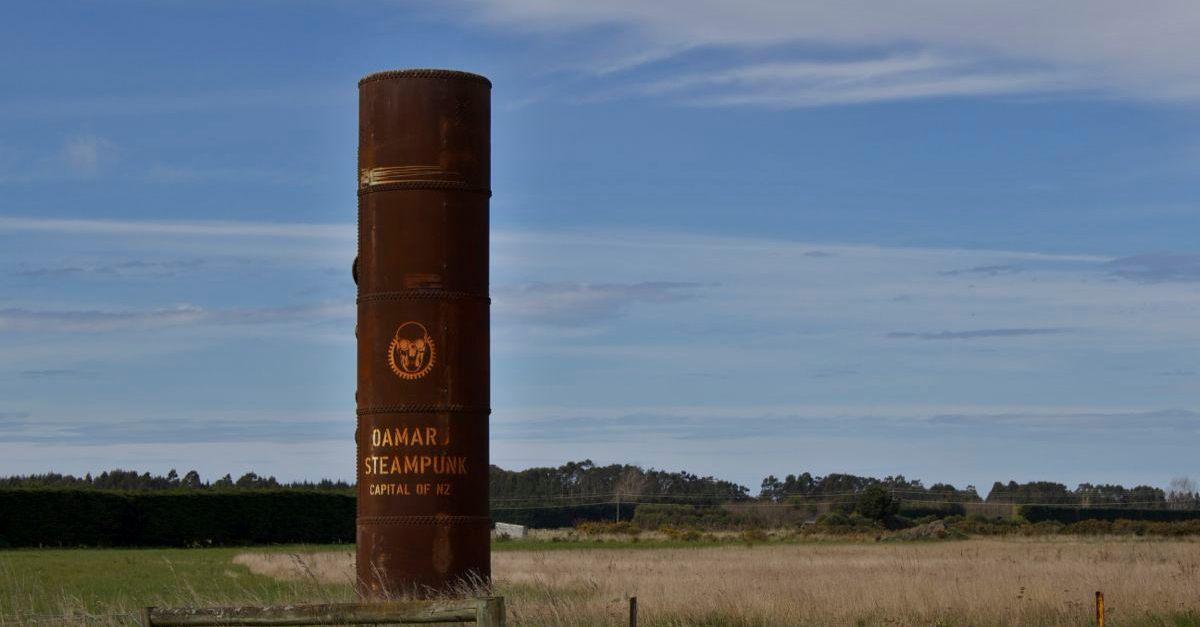 Oamaru, Steampunk Capital of NZ