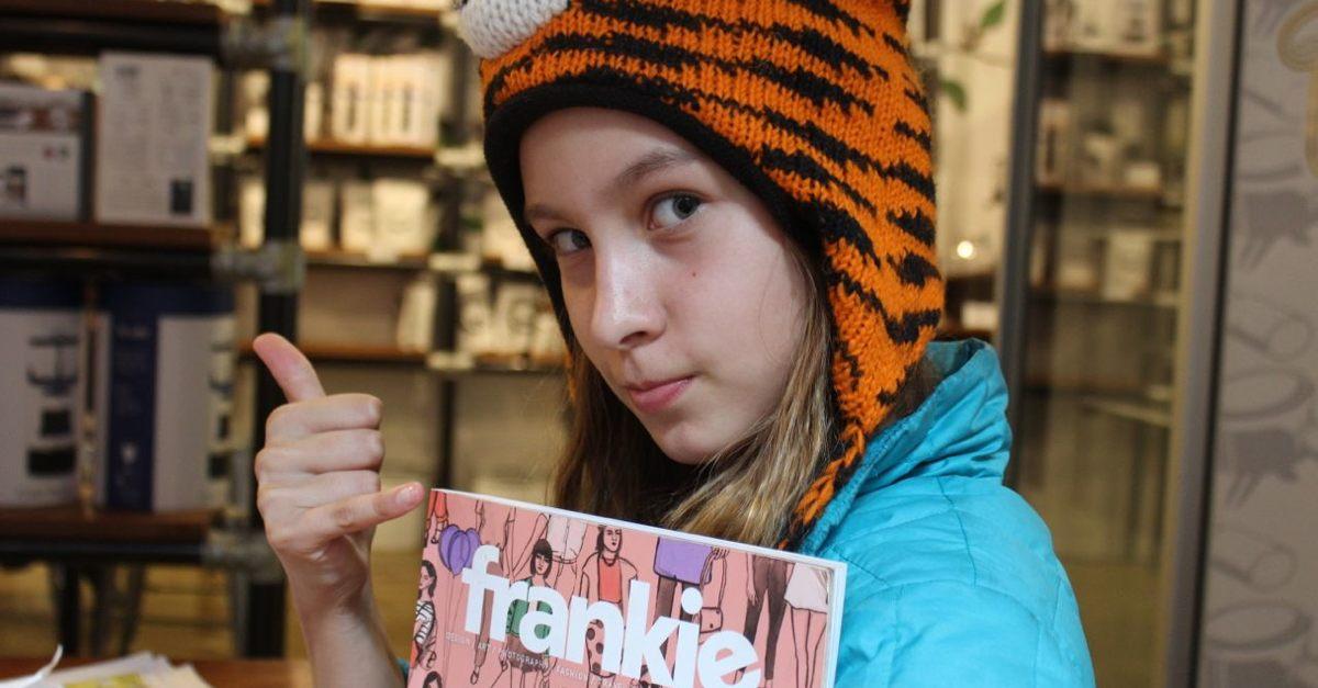 Tiger Hat, Magazine