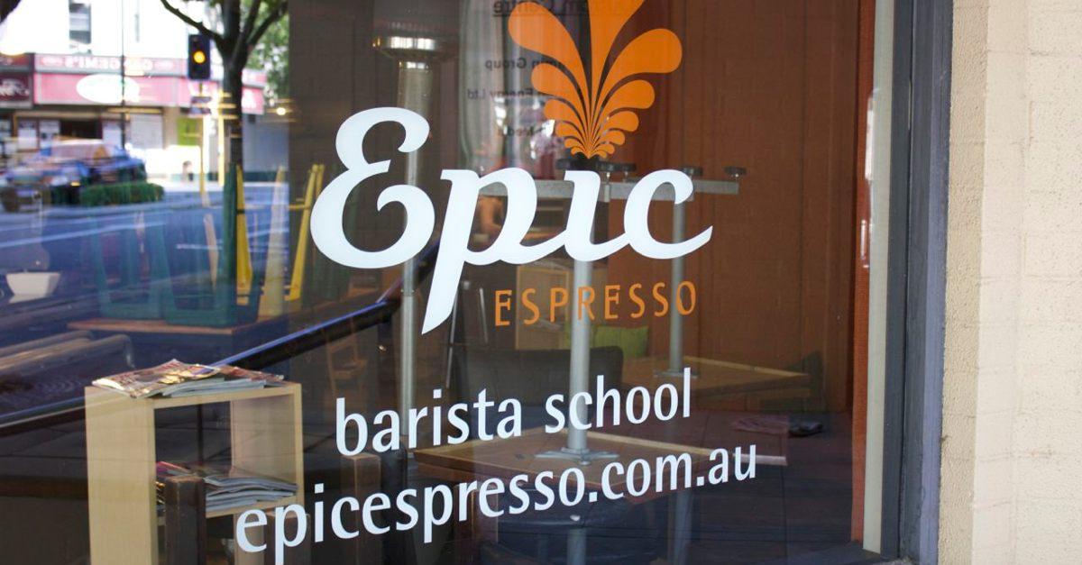 Epic Espresso Barista School