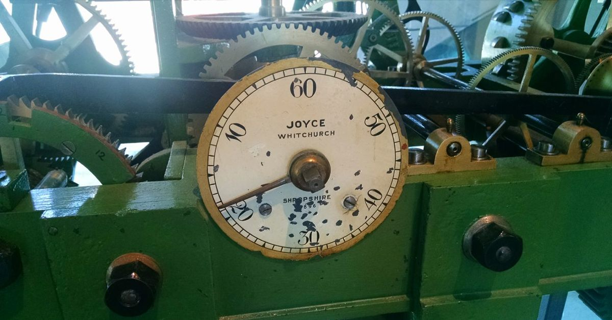 Mark Creasy Turret Clock