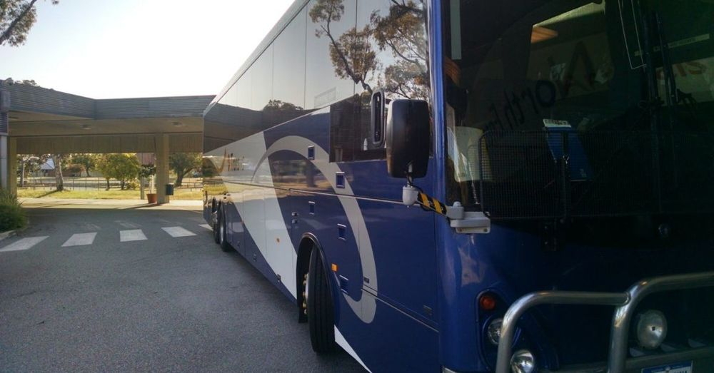 Road coach to Goomalling