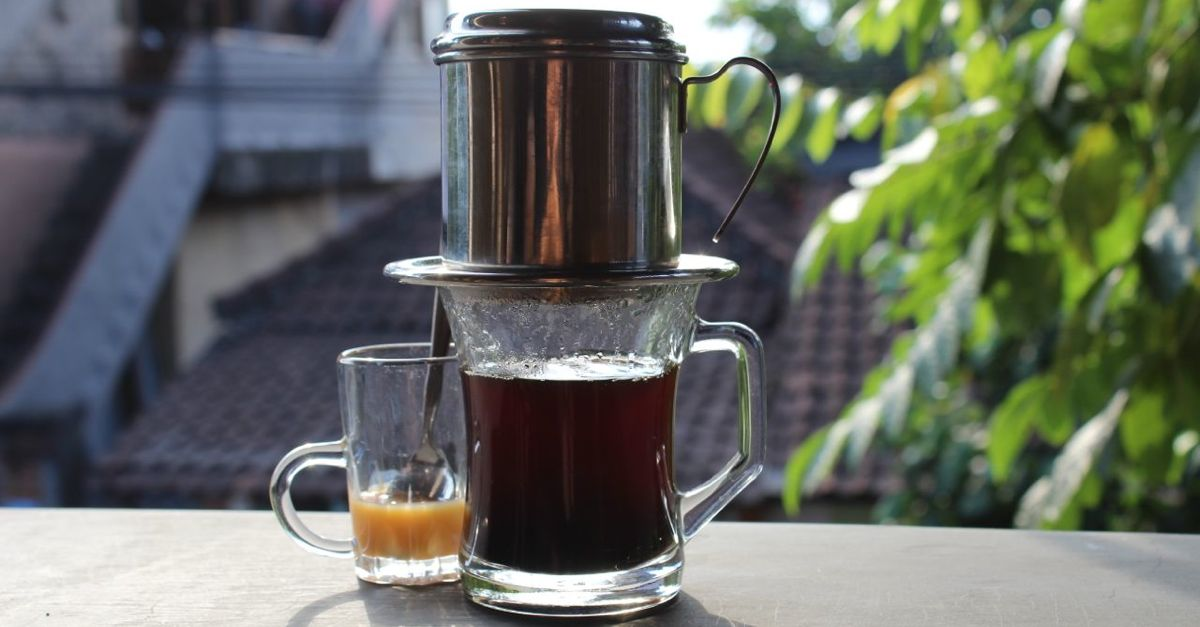Vietnamese Coffee, Brewing
