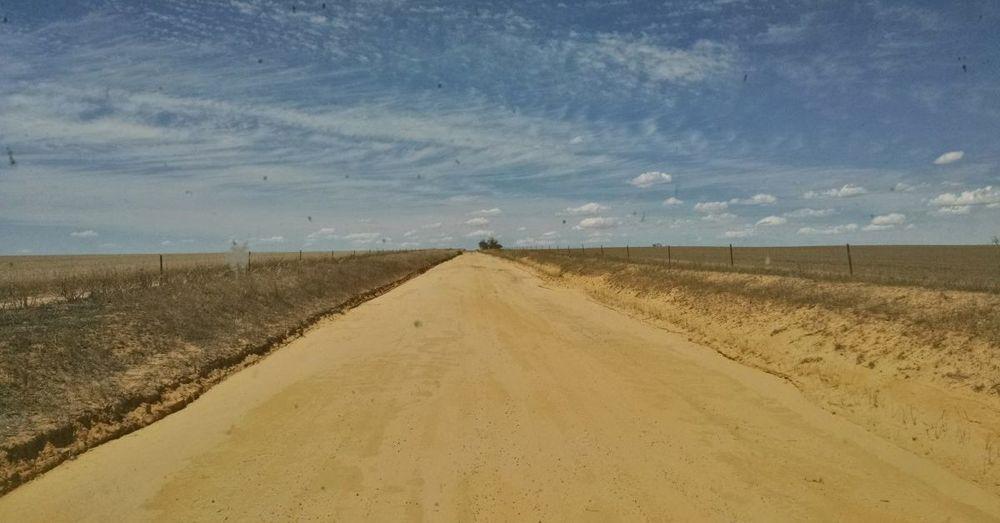 Western Australia, Road