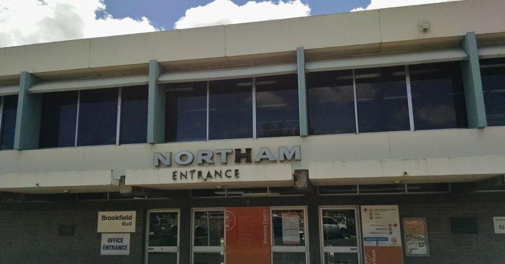 Northam Station