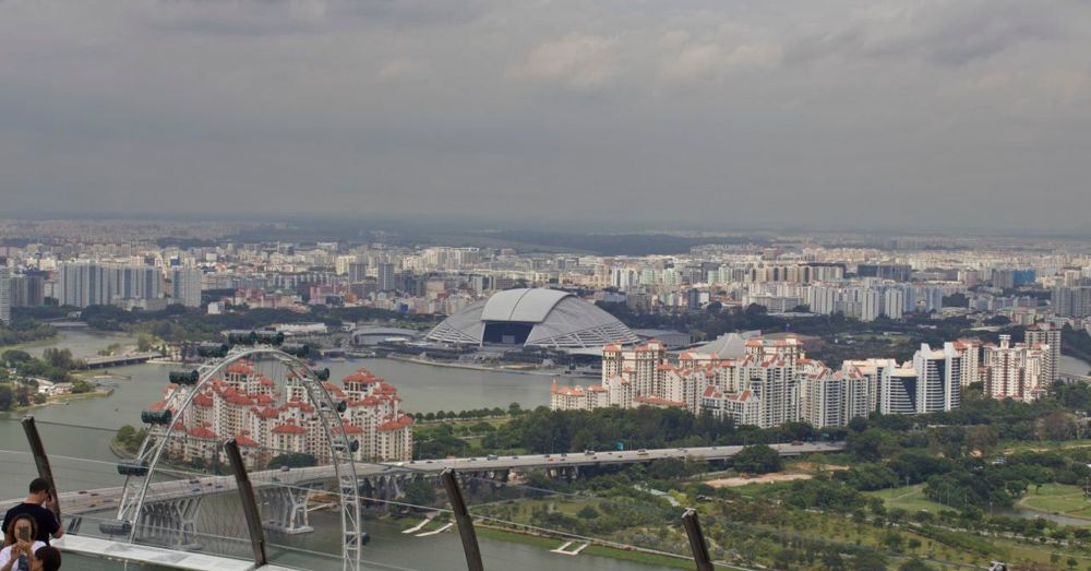 From the SkyPark