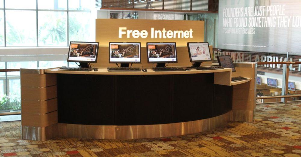 Free Internet!