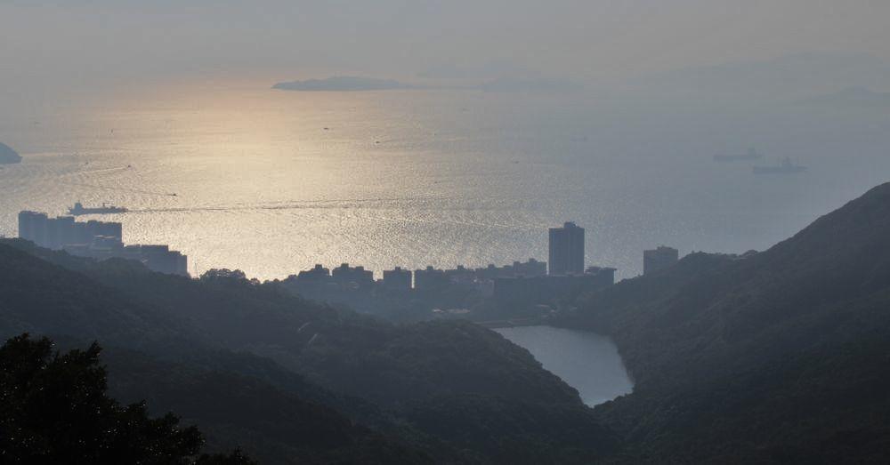 Overlooking Tai Tam Bay