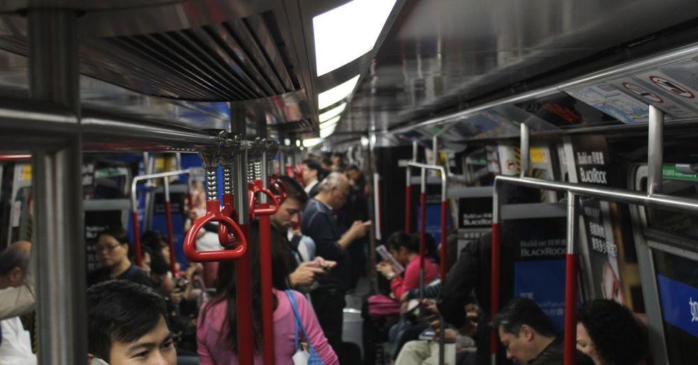 Subway, Hong Kong