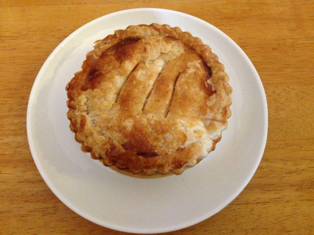 Scallop pie, best in town