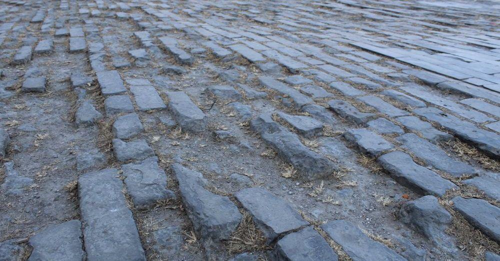 Forbidden City Cobblestones