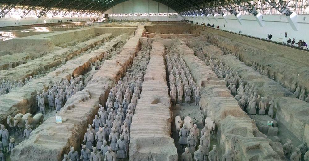 Terracotta Warriors, Chamber One