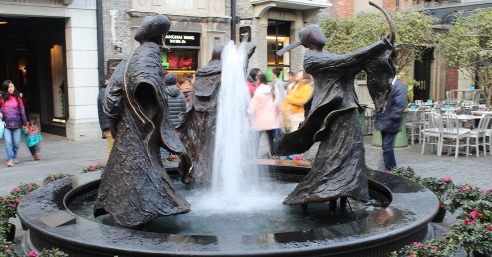 Taoist Fountain