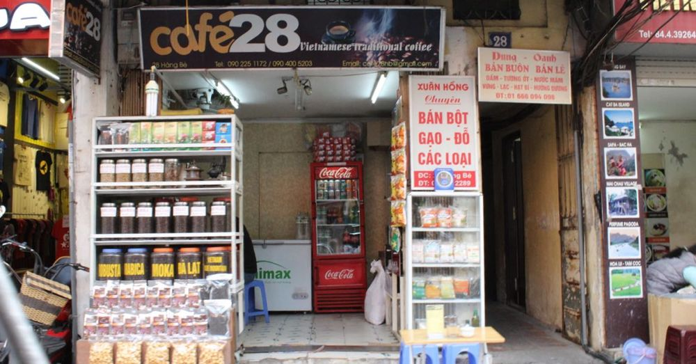 Café 28, Hanoi